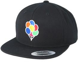 Ballons Black Snapback - Pride