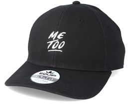 MeToo Black Adjustable - Pride