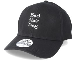 Bad Hair Day Black Adjustable - Iconic